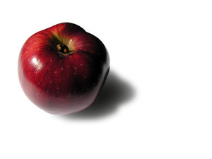 Apple: Fruit and vegetables are beautiful and nutritious! :-)