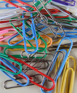 clips: paper clips