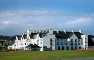 Golf Club: Carnoustie, Angus, Scotland