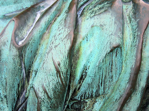abstract bronze texture 2: abstract bronze texture 2