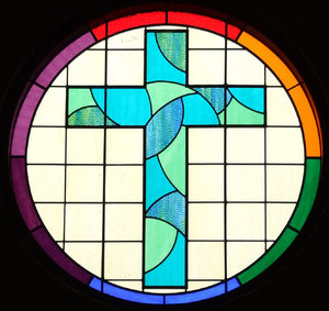 windows: stained glass - art glass windows