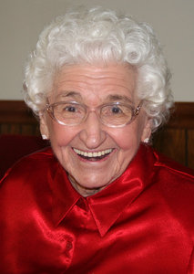 FANNY AT HER BEST: FANNY AT HER 99th BIRTHDAY PARTY