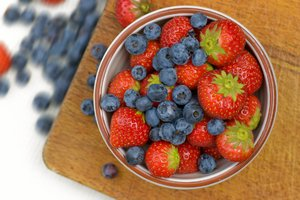 Summer fruit: summer fruit delight