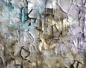 Grunge Flaking Paint Backgroun