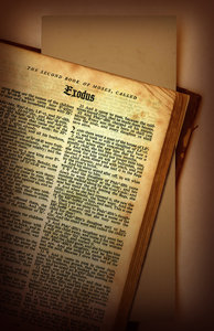 Exodus: The book of Exodus from The Holy Bible.