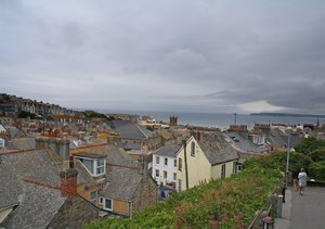 great britain - st ives: journey through cornwall - st. ives