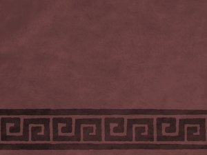 Maroon Textured Border: Parchment textured background with rich maroon scrolls border.  Lots of copyspace.