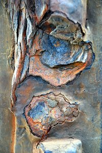 Rusty texture: Rusty texture