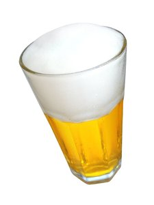 Beer 3: Glass of beer