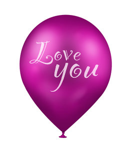 Colorful Message Balloons 4