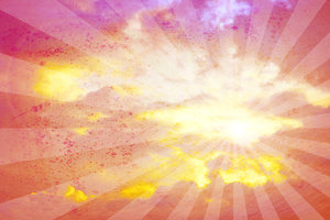 Sun Burst: A burst pattern on a sky background.Thanks to Mattox for letting me use his photo as a background for my image.Please visit my gallery at:http://www.thinkstockphot- os.com/search/#%27Billy%2- 0Alexander%27/c=431,253,2- 8,34,260,13,268,515,477,2- and:http: