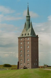 Westturm Landmark at Wangeroog