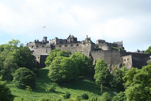 Edinburgh Castle: Views of Edinburgh Castle, Scotland
