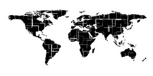 world ...: ...map