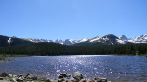 Brainard Lake: Photos taken at Brainard Lake, CO. It was the most beautiful place I'd been sent to photograph while on my school practicum.