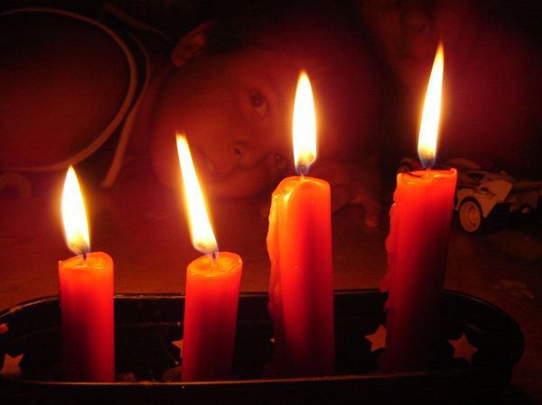 candles 1: a night