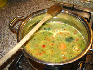 italian soup 2: italian vegetables soup