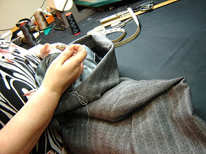 Italian dressmaker: Plese contact me if use this photo,