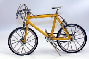 Bicycle miniature 3