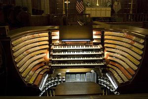 Organ at West Point