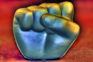 Fist: Anti-stress fist