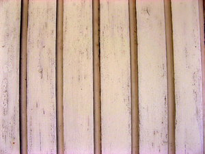 Painted wood planks 2