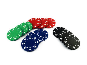 poker chips 1: No description