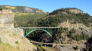 Red Cliff, CO Bridges