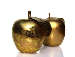 golden apples: none