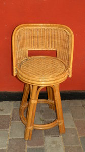 Bamboo Chair: no description