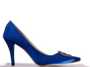 High Heel, blue