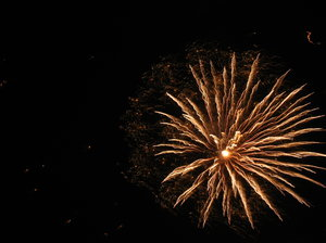 Fireworks 1: For fireworks lovers!Best impression in large view.Remember to be cautious with the real ones...[fm2]If you like this photo - feel free to comment! If you don't, you can also say so :) - all feedback will be used for better shots.
