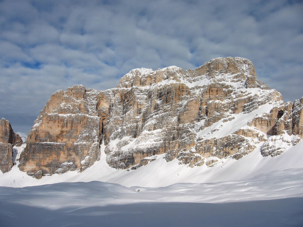 beautiful dolomiten