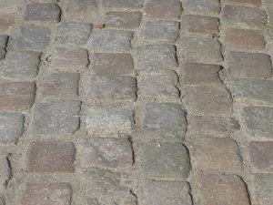 Cobblestone Pavement 2