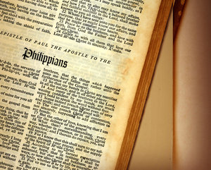 Philippians: The book of Philippiansfrom the Holy Bible.Please support my workby visiting the sites wheremy images can be purchased.Please search for 'Billy Alexander'in single quotes atwww.thinkstockphotos.comI also have some stuff atwww.dreamstime.com/Billyruth03_po