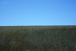 Roofline: A roof against the sky