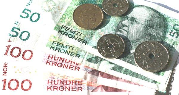 Geld Norwegen