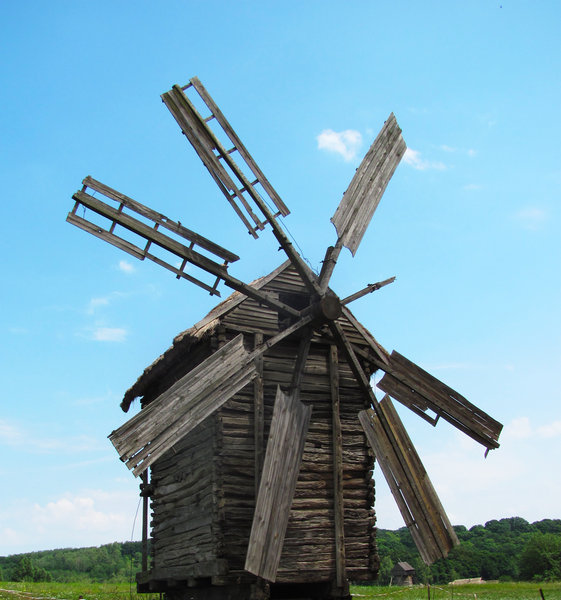 Old Windmill 3