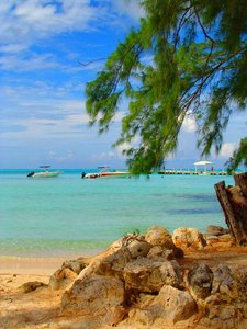 Grand Cayman Rum Point: Rum Point - Grand Cayman