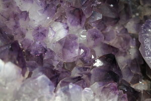 Amethyst: This is a photo that I took of my huge Amethyst.