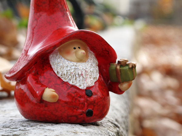 Gnome 040: Xmas is coming, want it or not