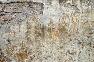 Wall texture: Wall texture with paints.