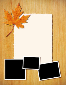 Fall Flyer 5, Autumn, Backdrop, Background, Blank, Collage, Desk, Desktop,  Fall, Flier, Flyer, Leaf, Leaves, Photos, Series, Template, Texture, Torn,  ...  Free Blank Flyer Templates