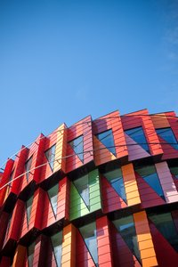 Colour House Portrait: Modern architecture in Gothenburg, Sweden