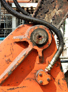equipment hydraulics: heavy duty construction equipment