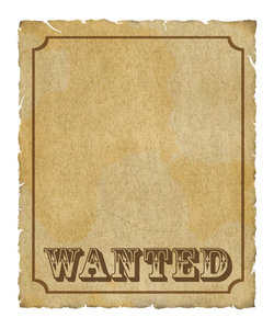 Wanted Poster 2