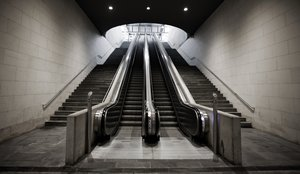 Escalator: escalator