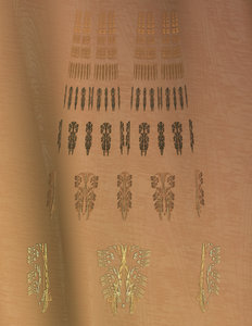Indian cloth.