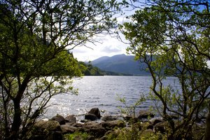 Killarney Lakes: Nice borders to killarney lakes