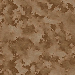 Grunge Stained Paper 1: Stain patterns on a paper textured background. Makes a great grunge effect.